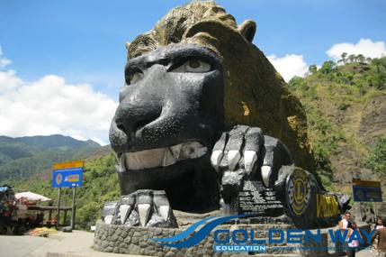 Du học Philippines học tiếng Anh tại Thành phố Baguio