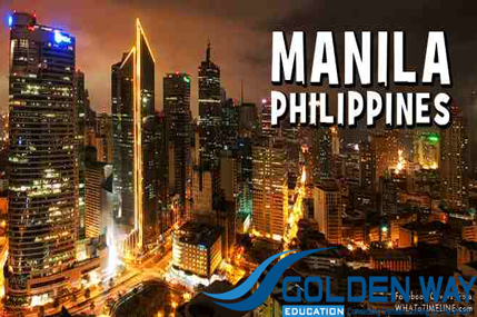 Học tiếng Anh tại Thủ đô Manila - Philippines
