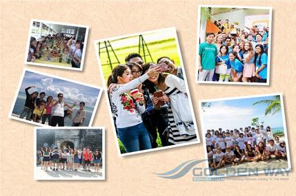 Chương trình học cấp 2, 3 tại Philippines